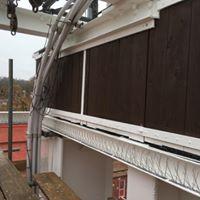 Bird control spikes for ledges